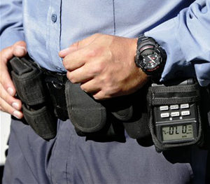 Do cops have too many tools on their belts?