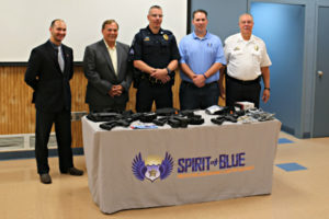 Cicero Police Department Receives Patrol Rifle Grant from the Spirit of Blue Foundation