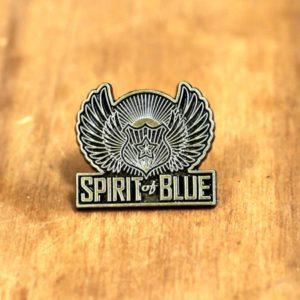 Spirit of Blue Lapel Pin - Standing-450x450