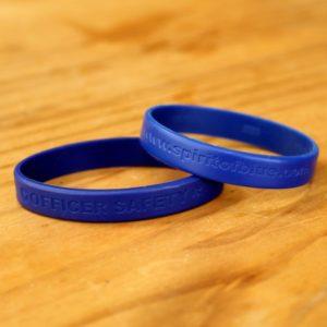 Spirit of Blue Wrist Band - Standing-450x450