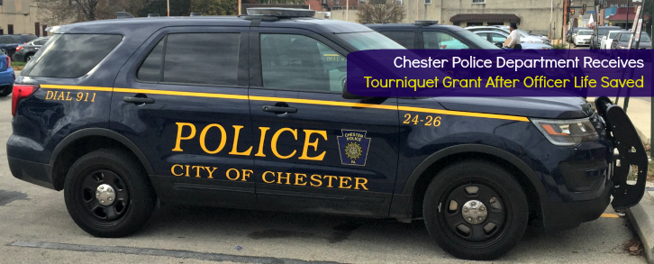 Chester PD Grant Billboard – 5-31-18