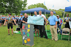 Spirit of Blue Foundation Receives $20,000 Gift From Law Enforcement United