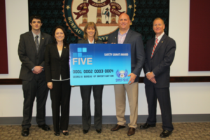 Georgia Bureau of Investigation Receives Safety Equipment Grant from the Spirit of Blue Foundation